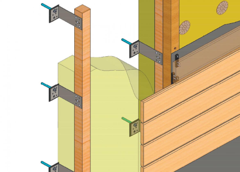 Система деревянная