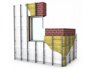 Система металлическая вертикальная